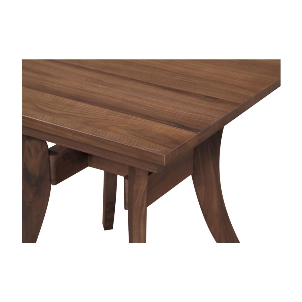 Florence End Table Walnut More Decor