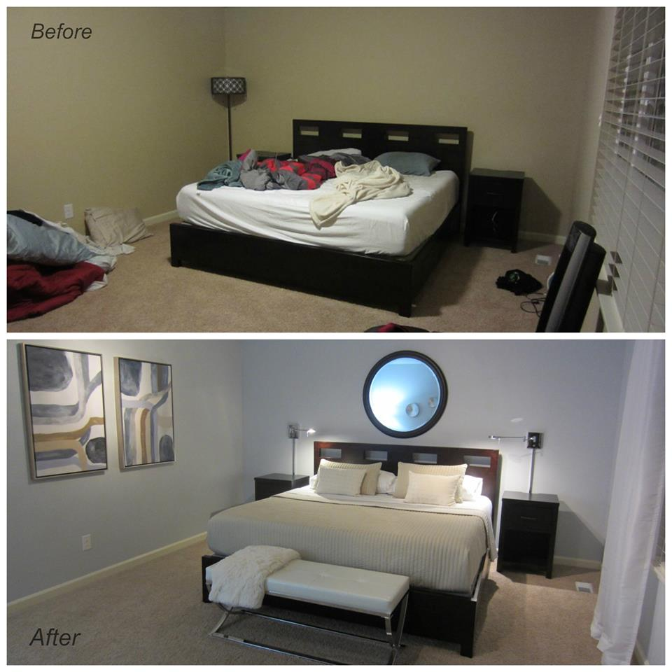 Bedroom redesign