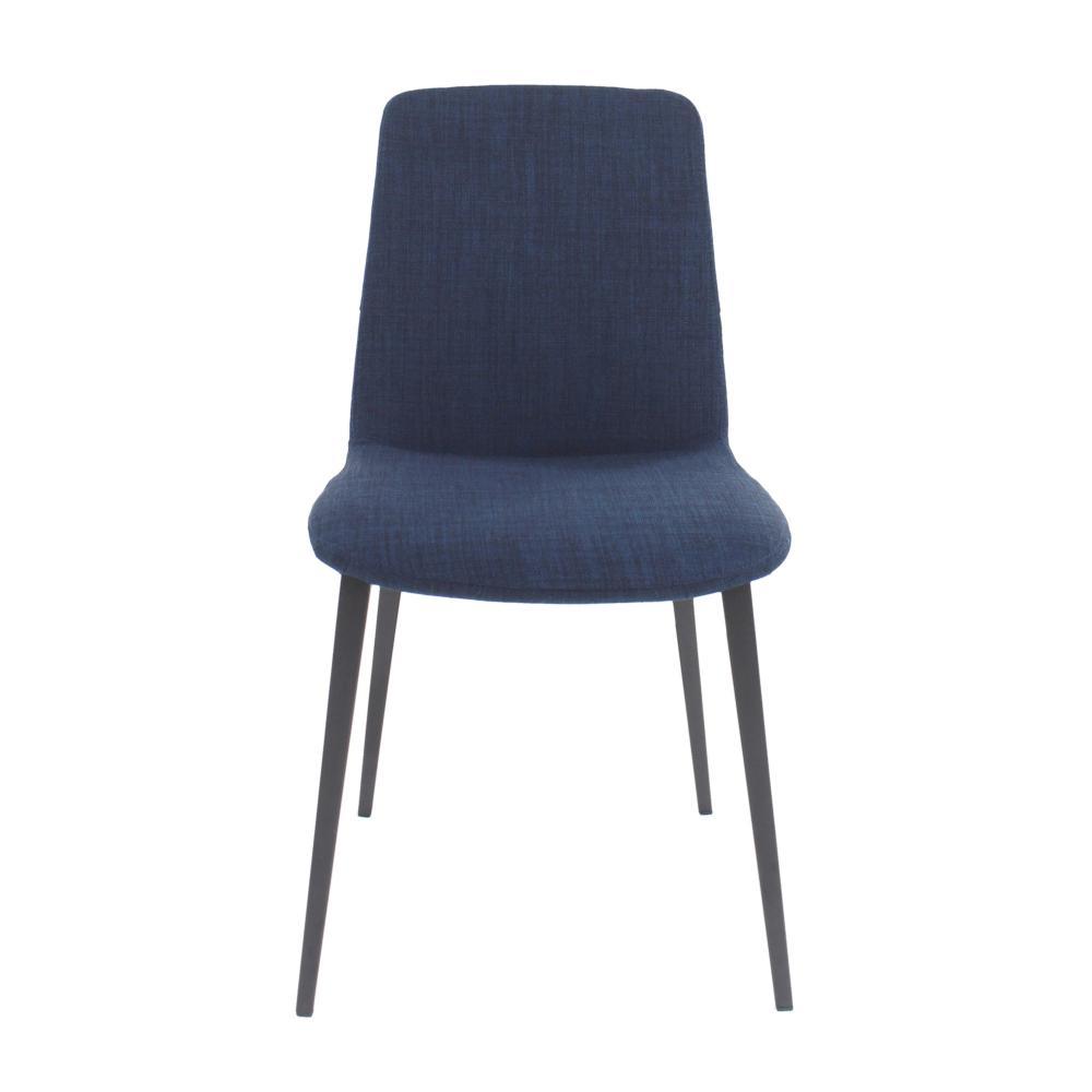 Super Kito Dining Chair Blue Machost Co Dining Chair Design Ideas Machostcouk