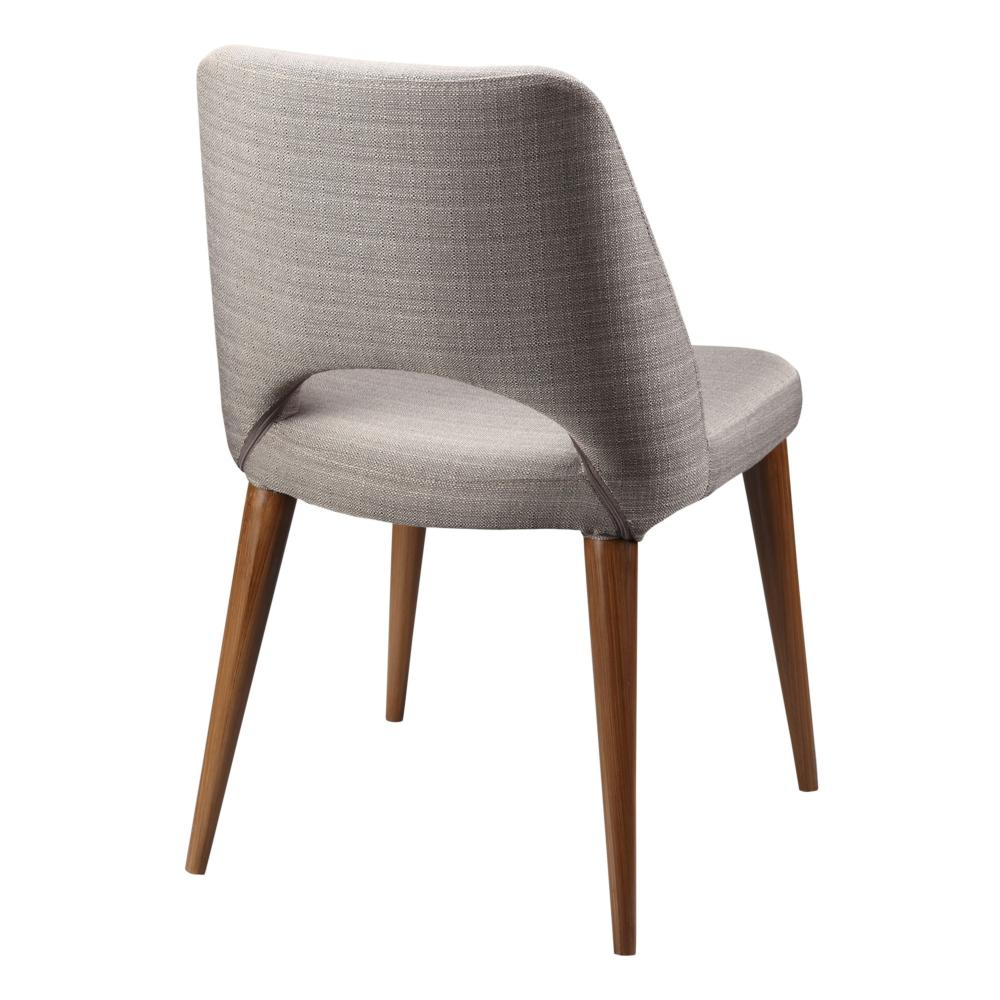 Andre Dining Chair Light Brown More Decor
