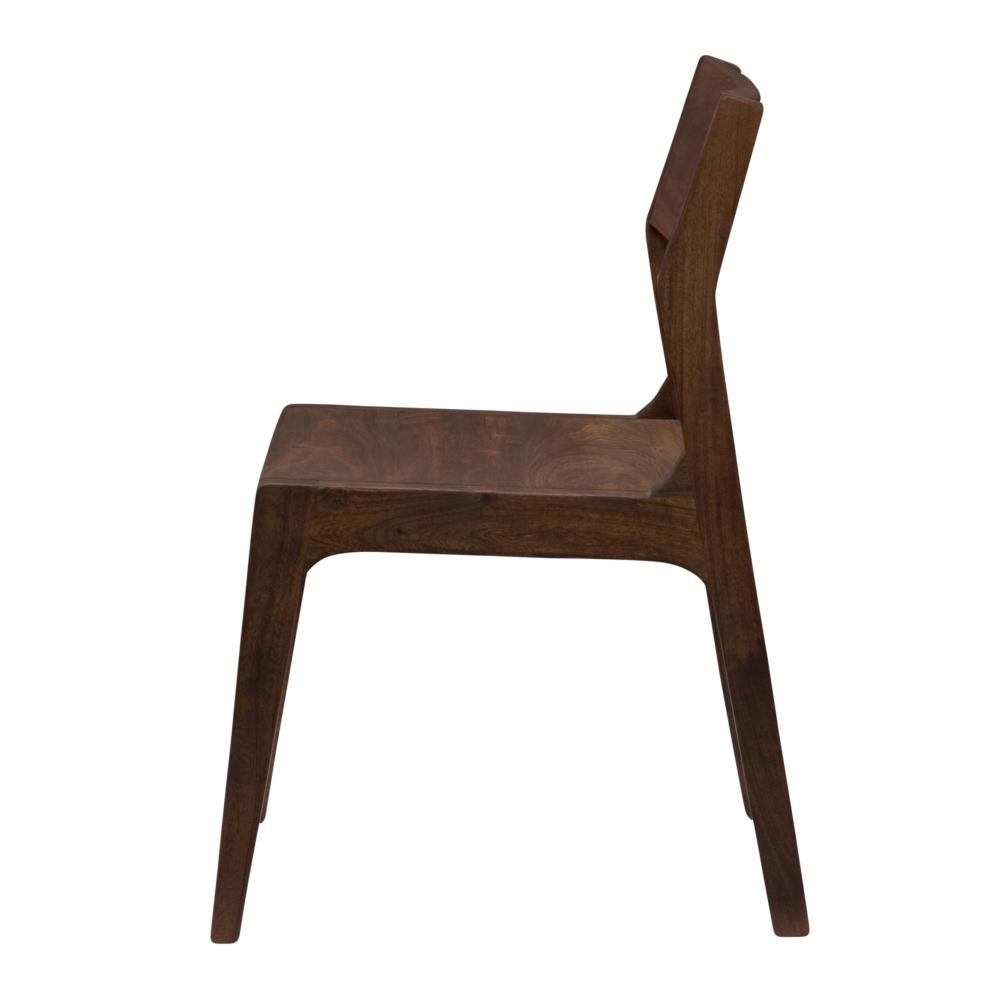 Axis Dining Chair Light Brown More Decor