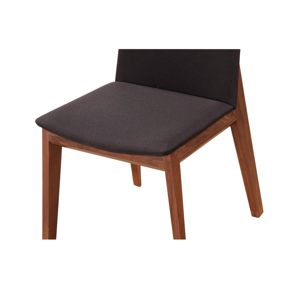 Deco Dining Chair Black More Decor