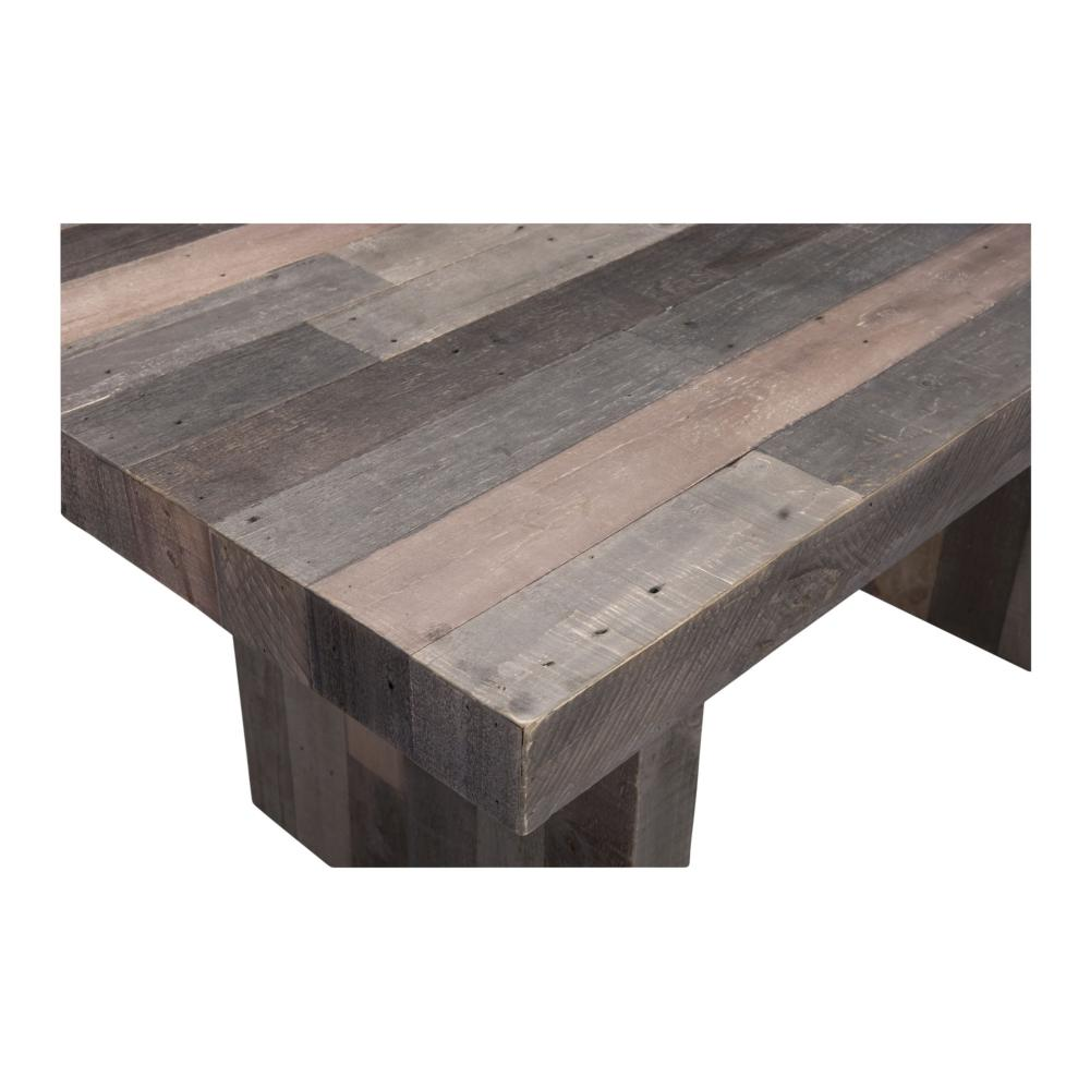 Vintage dining table small more decor for Abanos furniture industries decoration llc