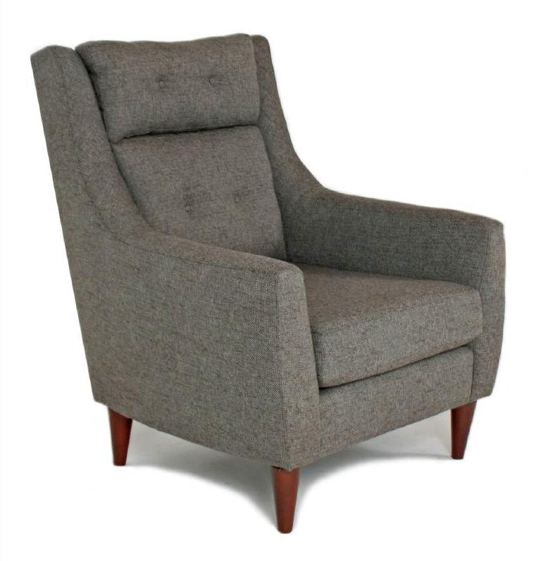 Wilson accent chair more decor for Abanos furniture industries decoration llc