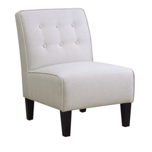 Accent Chair Cream