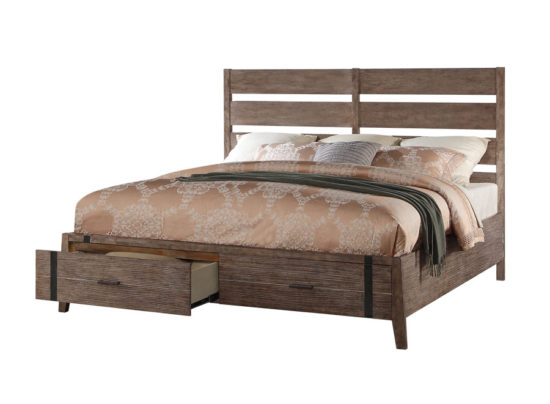 Bed with Storage Viewpoint