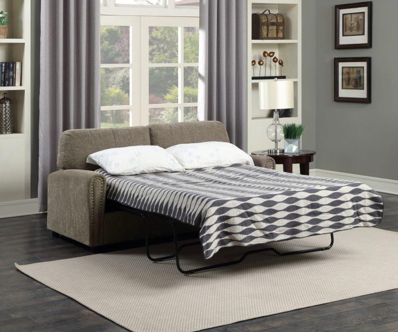 Serenity Sleeper Sofa More Decor