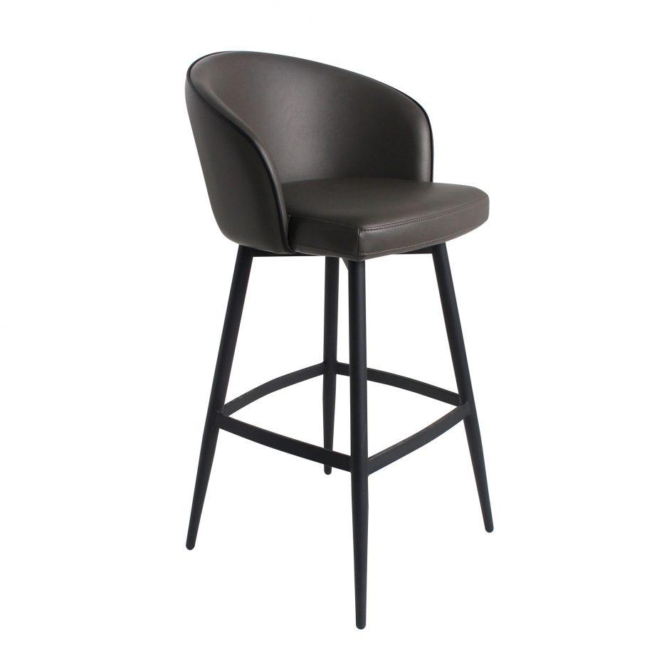 Webber bar stool more decor for Abanos furniture industries decoration llc