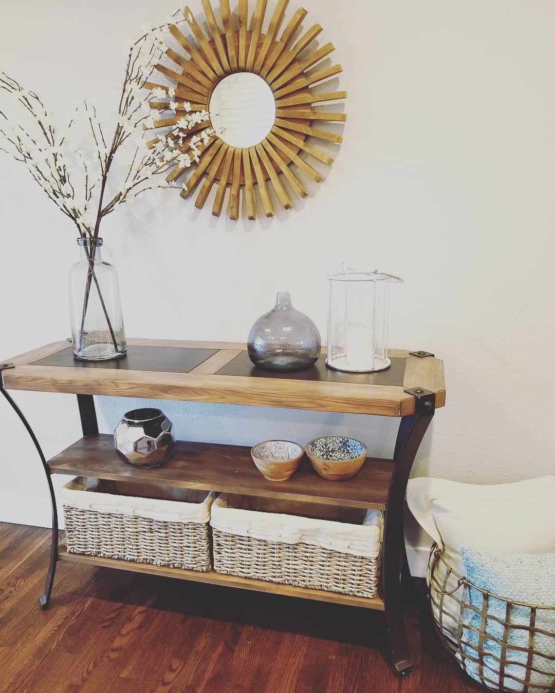Staging with vignettes